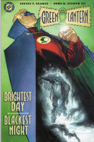Green Lantern: Brightest Day: Blackest Night Graphic Novel Solomon Grundy Prestige Format NM-