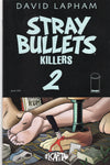 Stray Bullets Killers #2 First Print Mature Readers VFNM