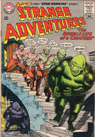 Strange Adventures #173 Double Life of a Creature! Silver Age VGFN