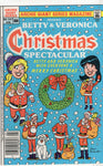 Archie Giant Series Magazine #547 Betty & Veronica Christmas Spectacular VGFN