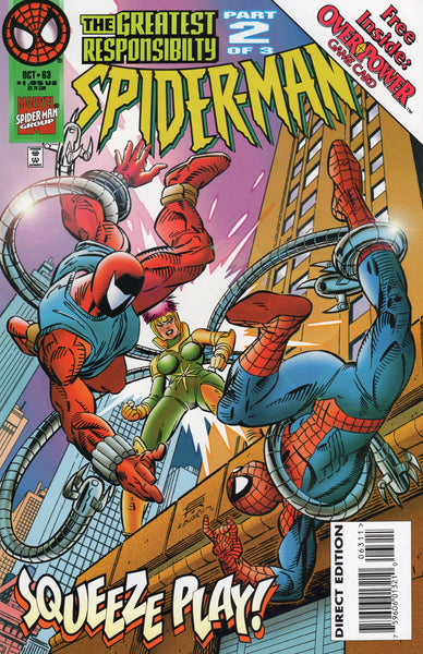 Spider-Man #63 The Greatest Responsibility! NM-