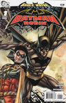 Batman And Robin #1 The Road Home! NM-