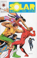 Solar Man Of The Atom #11 Early Valiant Eterenal Warrior VF