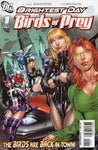 "Birds Of Prey #1 Brightest Day ""The Birds Are Back In Town!"" FVF"