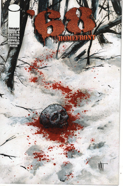 """68 Homefront #4 Mature Readers FN"