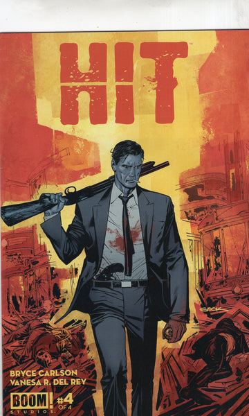 Hit #4 of 4 Boom Studios Mature Readers VF