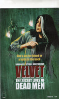 Velvet #10 Brubaker Epting Mature Readers VF
