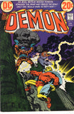 Demon #5 Merlin's World, Demon's Wrath! Bronze Age Kirby Classic VGFN