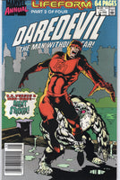 Daredevil Annual #6 The Night Stalker News Stand Variant VFNM