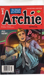 "Archie Vol 2 #1 ""The Mirth Of A Nation"" VF+"