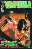 Vampirella #3 Harris Comics Mini-Series Adam Hughes Bondage Cover VFNM