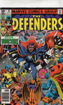 Defenders #95 Enter... Dracula! News Stand Variant FN