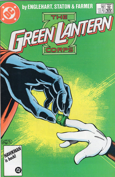 Green Lantern Corps (First Corps Series) VF