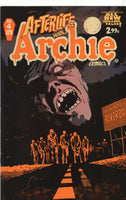 Afterlife With Archie #4 All New Chilling Tales! VF+