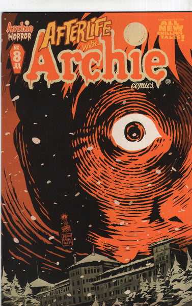 Afterlife With Archie #8 First Print FVF