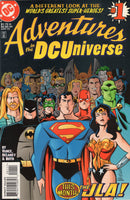 Adventures In The DC Universe #1 NM-