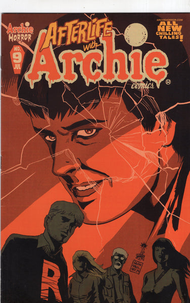 Afterlife With Archie #9 All New Chilling Tales! VF