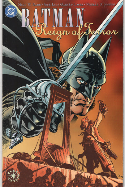 Batman Reign Of Terror Elseworlds Graphic Novl NM-