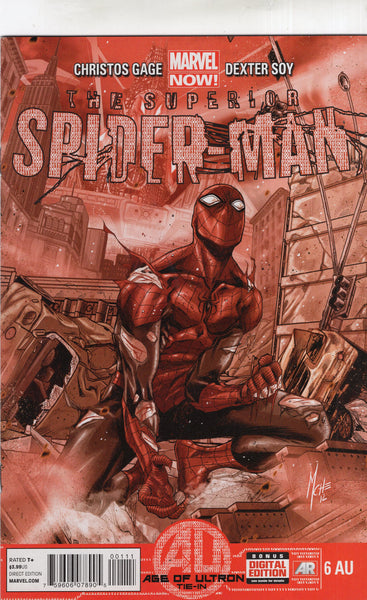 Superior Spider-Man #6 Age Of Ultron VFNM