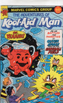Adventures Of Kool-Aid Man General Foods Promo Book HTF FN
