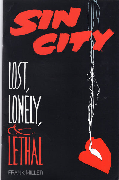 Sin City Lost Lonely And Lethal Frank Miller One Shot Mature Readers VF