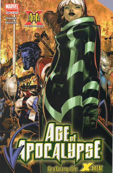 Age of Apocalypse #4 VF
