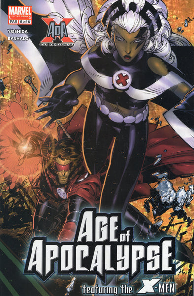 Age of Apocalypse #5 VF