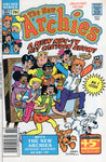 "New Archies #1 ""Hit Cartoon Show!"" VF"
