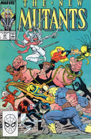 New Mutants #65 We've Got To Kill Him! VF