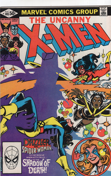 Uncanny X=Men #148 First Appearance Of Caliban! Modern Agge Key FVF