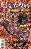 Catwoman #48 Selina and The Spiders! VFNM