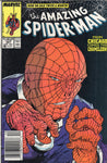 Amazing Spider-Man #307 News Stand Variant VG