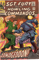 Sgt. Fury And His Howling Commandos #29 VGFN