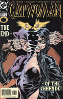 Catwoman #93 Beginning Of The End! VFNM