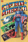 Adventures of Captain America #1 VFNM