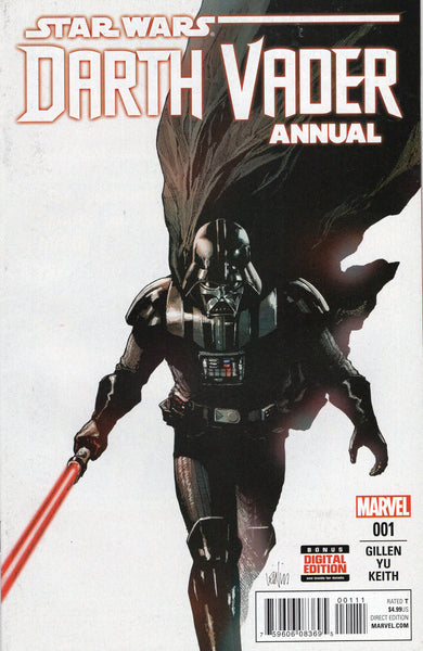 Marvel Star Wars Darth Vader Annual #1 VF