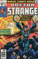 Doctor Strange #24 What Price The Universe?  Bronze Age FVF