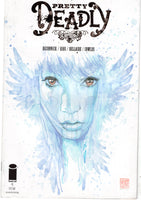 Pretty Deadly #1 2nd Print David Mack Cover Mature Readers VF-
