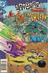 Cartoon Network Presents Cow And Chicken HTF News Stand Variant VF
