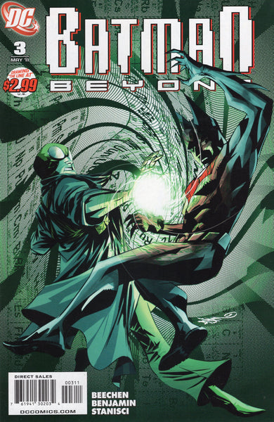 Batman Beyond (2011) #3 VFNM