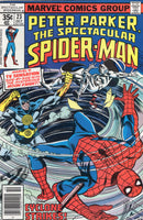 Spectacular Spider-Man #23 early Moon Knight Bronze Age FVF