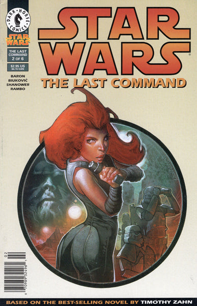 Star Wars The Last Command #2 Dark Horse VFNM