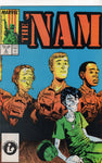 "'Nam #9 ""Pride Goeth..."" Golden Art VF-"