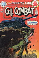 G.I. Combat #172 The Haunted Tank! Bronze Age War Classic FVF
