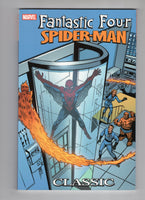 Fantastic Four Spider-Man Classic NM-