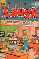 Laugh #239 (Archie) Bronze Age Humor VG+