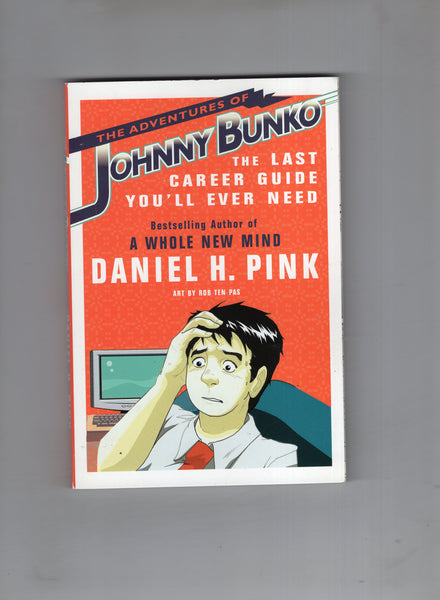 Adventures Of Johnny Bunko Graphic Novel Manga VF