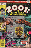 2001: A Space Odyssey #1 Bronze Age Kirby Classic VG