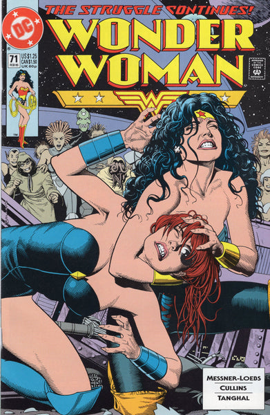 Wonder Woman #71 Bolland Cover VFNM