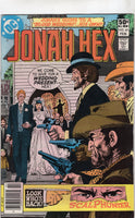 "Jonah Hex #45 ""The Wedding Present"" News Stand Variant FN"